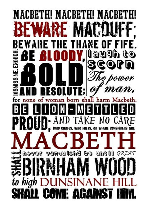 macbeth themes prophecy pinterest the world s catalog of ideas