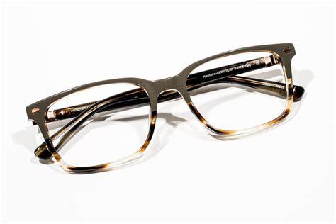 Color Block Glasses neptune gender neutral color block glasses by jonathan cate