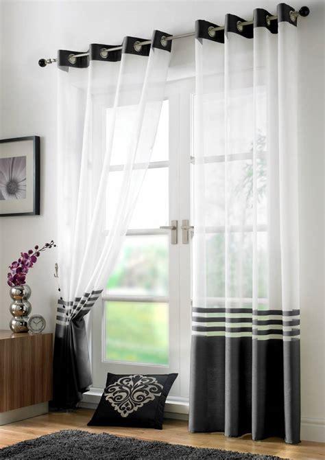 park lane curtains park lane voile panel ringtop width 150cm net curtain 2
