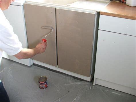 repeindre porte de cuisine repeindre ses meubles de cuisine galerie photos d