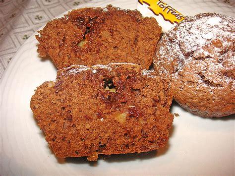 karamell nuss kuchen nuss karamell muffins rezept mit bild panipanik