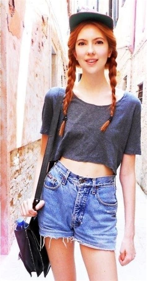 Pigtails   9 Hairstyles That Look Cute under a Baseball