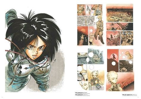 battle alita mars chronicle 1 books crunchyroll quot battle alita quot book scheduled