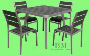 Commercial Outdoor Dining Furniture Patio Furniture Sets 5 Piece Patio Outdoor Furniture Patio