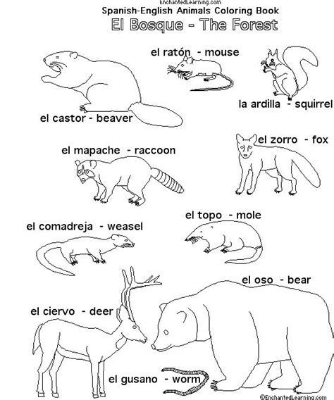 printable animal habitats animal habitats printables s s history pinterest