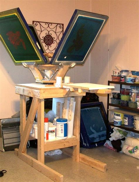 best 25 screen printing press ideas on diy