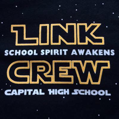 themes for link crew capital high school s link crew welcomes freshmen with