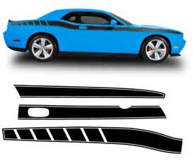 dodge challenger decals and stripes images