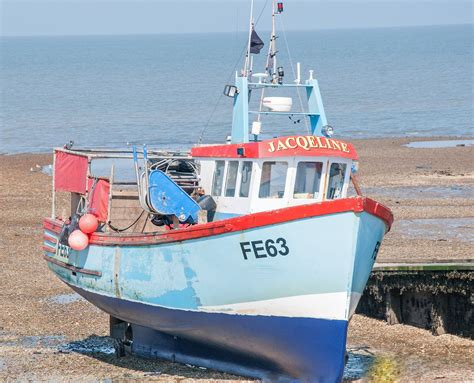 fishing boats for sale on kent coast fishing boat on whitstable beach zee idee pinterest