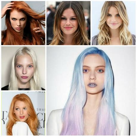 hairstyles and colours of 2016 hairstyle and color 2016