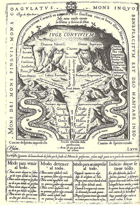 subida del monte carmelo debate subida al monte carmelo simbolismo herm 233 tico del