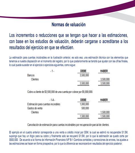 que presentar para cobrar el nacimiento norma de informaci 243 n financiera c 3 cuentas por cobrar