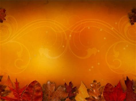 Best Photos Of Fall Powerpoint Templates Free Fall Free Fall Powerpoint Backgrounds