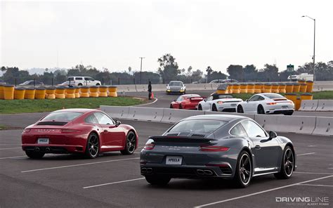 porsche gives los angeles an early gift