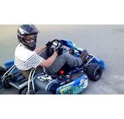 Fastest Electric Go Kart  YouTube