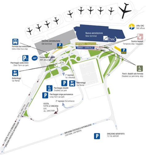 parcheggio interno malpensa terminal 2 mappa aeroporto di catania