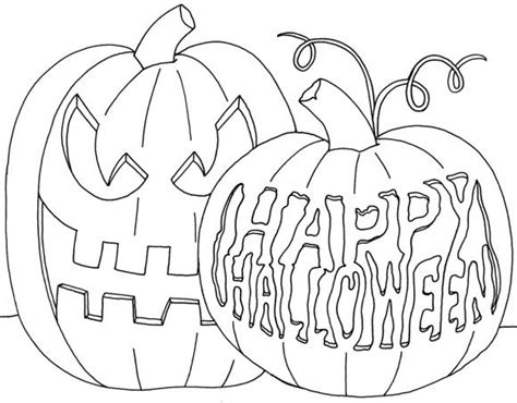 smiling pumpkin coloring pages happy halloween pumpkin coloring pages 2017 coloring