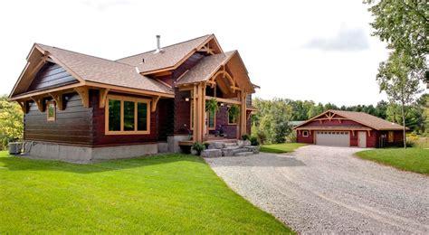 energy efficiency log homes energy effiecient hybrid log engineered product making log homes even greener barrie