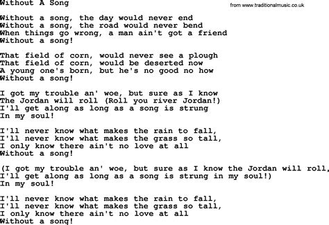 song lyrics willie nelson willie nelson song without a song lyrics