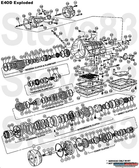 e4od valve diagrams e40d shift solenoid location get free image about wiring