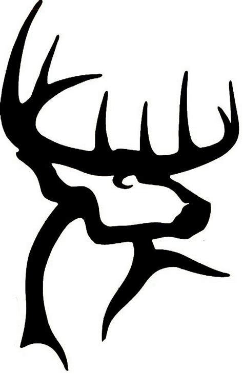 company with a buck in the logo 264 best stencils images on sports teams