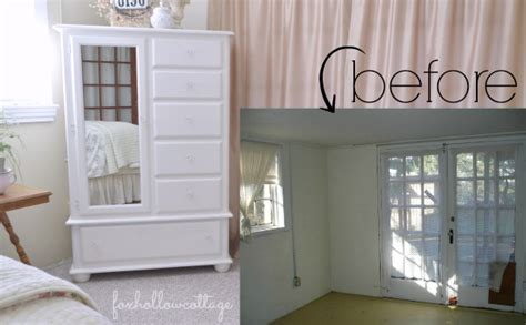 Bedroom Makeovers On A Budget Before And After Budget Bedroom Makeover Breakdown Fox Hollow Cottage