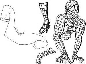 imgenes de portaretratos hombre araa en fomi molde de spiderman descarga paso a paso