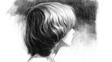 Drawing Hair by How To Draw Hair