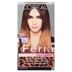 loreal feria hair color l or 233 al 174 feria ombre hair color target