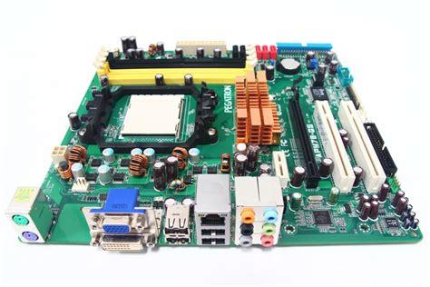 mainboard sockel am2 pegatron asus apm78 gs microatx computer mainboard sockel