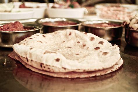 alimentazione bioenergetica pane indiano roti o chapati alimentazione salutare