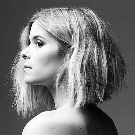 lob hairstyles layered and choppy 8 more choppy bob hairstyles for thick hair 8 kate mara