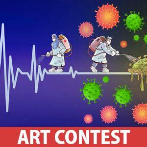 perspective  corona virus art contest entries