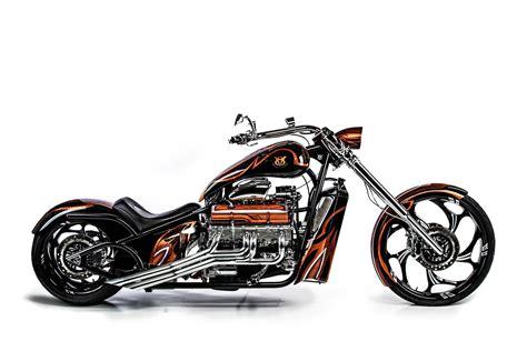 Motorrad Chopper by V8 Choppers V8 Motorcycle
