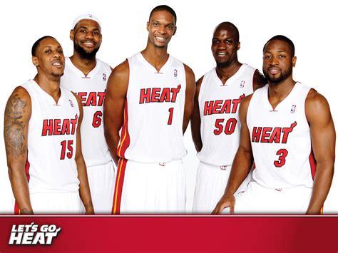 Kaos Nba Team Miami Heat miami heat 3d hd mix wallpapers 2013 all