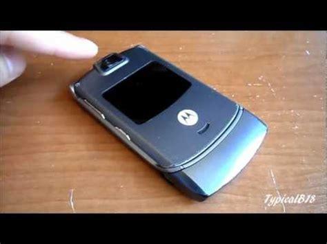 Motorola Razr V3m Video Clips Phonearena