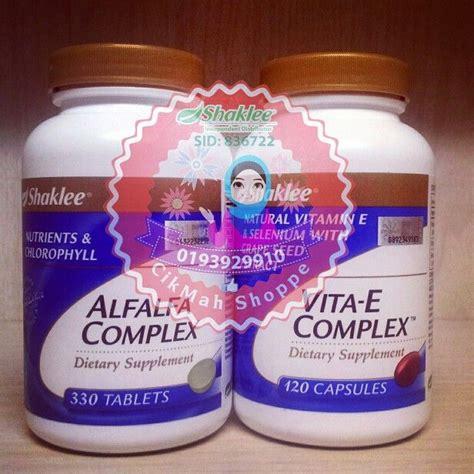Kombinasi Keputihan alfalfa dan vitamin e 2 kombinasi yang baik untuk