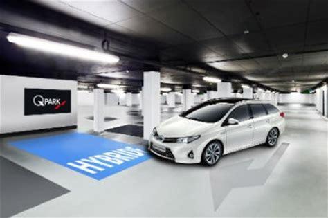 Park Toyota Parkings Q Park 30 De R 233 Duction Pour Les Hybrides