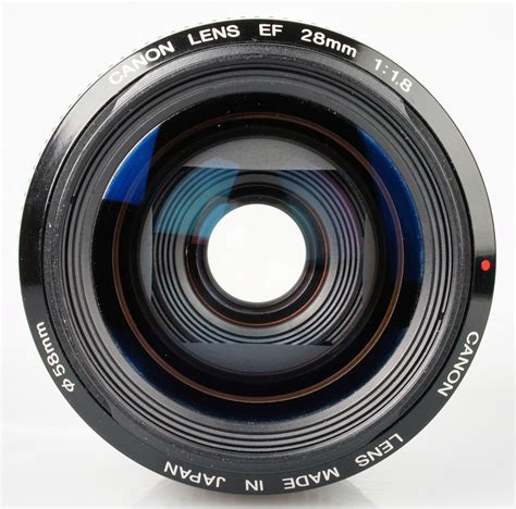 canon lens canon ef 28mm f 1 8 usm lens review