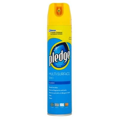 pledge multi surface spray classic 250 ml 163 1 25