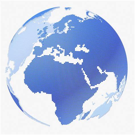 Dot Pattern Globe | 3ds max globe dotted mf