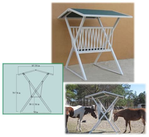 Hay Racks For Horses In Pasture by 10 Best Images About Pasture On Do It