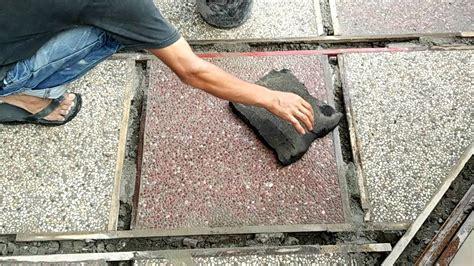 Cetakan Es Batu Model Stripe koral sikat pengganti paving block 2