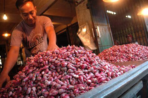 Harga Bibit Bawang Merah Maret 2017 harga bawang merah anjlok petani di cirebon merugi
