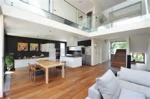 mezzanine maison contemporaine