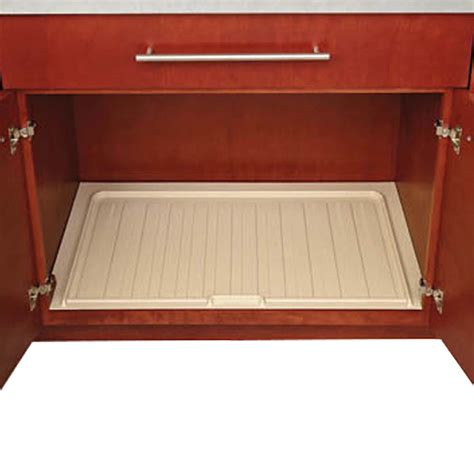 Rev A Shelf Undersink Vanity Drip Tray