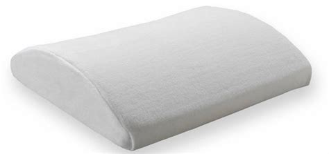 Best Pillow For Spine by The Best Lumbar Pillow For Your Chronic Back Problems
