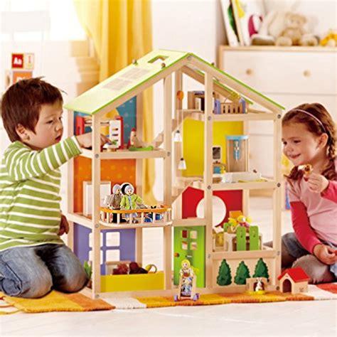I Do 4 By Hape hape e3401 casa 4 stagioni arredata it giochi e giocattoli