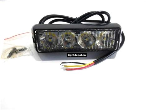 tow truck strobe lights dual intensity canbus 3157 led autos post