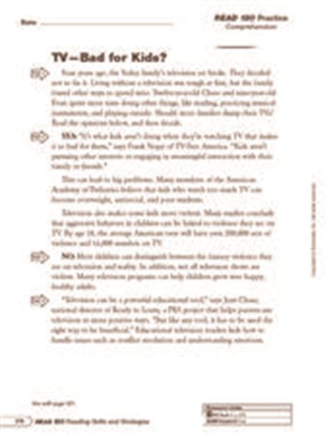 Fact And Opinion Worksheets 8th Grade by Fact And Opinion Writing Model 5th 8th Grade Worksheet